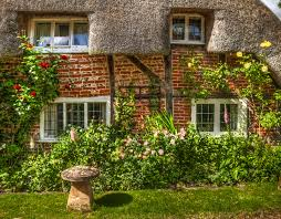 small english cottages a thatched cottage in nether wallop hampshire hampshire