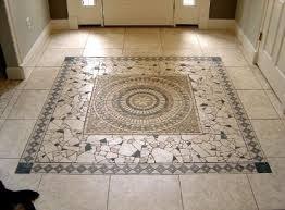 mosaic floors fancy wood tile flooring and mosaic floor tiles