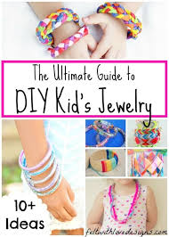 jewelry for best 25 kids jewelry ideas on button bracelet simple