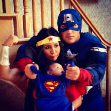 Holloween Costumes 19 Family Halloween Costumes As Done By Celebrities Fuse