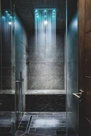 rain shower head in modern bathrooms for ultimate bathing experience