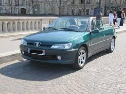 cabriolet peugeot file peugeot 306 cabriolet roland garros 2001 jpg wikimedia