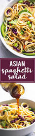 Simple Pasta Salad Recipe Best 25 Spaghetti Salad Ideas On Pinterest Spaghetti Pasta