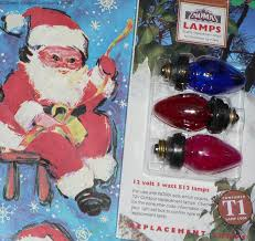 noma large outdoor christmas lights spare lamp bulbs l1 l3 r1 r2