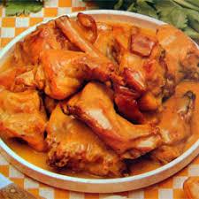 cuisiner un lapin lapin aux aromates et aux épices recettes a cuisiner le