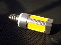 Spotlight Chandelier E11 E12 E14 7 5w Cob Led Candle Light Cob Spotlight