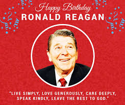 ronald reagan birthday card winclab info
