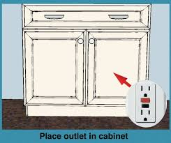 Be Sure To Add The Right Amount Of Electrical Outlets To - Bathroom vanity light with electrical outlet