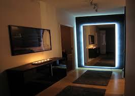 full length mirror with led lights ikea full length floor mirror with led lighting comqt