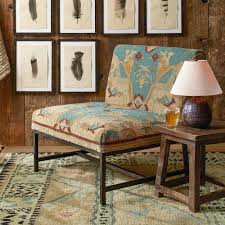 Kilim Armchair Handmade Oversized Kilim Upholstered Chair Robert Redford U0027s