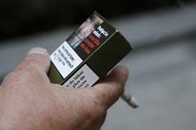 ugliest color in the world world s ugliest color is being used to discourage smoking time