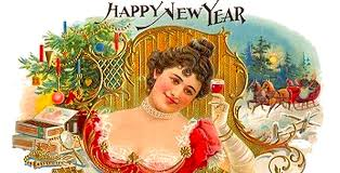 new year s postcards ms dow antiques tique talk by marianne dow happy new year