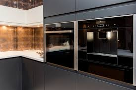 single built in neff oven and built in automatic bean to cup neff