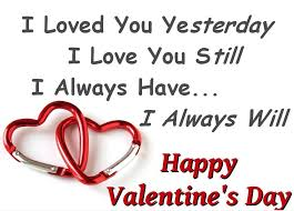 valentines for him heart touching valentines day messages for you