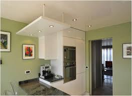 eclairage plafond cuisine luminaire faux plafond améliorer la première impression eclairage