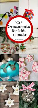 25 ornaments can make ornament ads and holidays