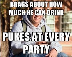 College Kid Meme - image 180619 college freshman know your meme