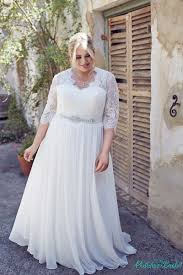 plus size wedding dress with sleeves csmevents com