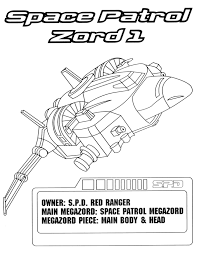 coloring power rangers coloring pages 21
