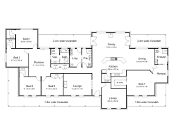 7 bedroom house plans bedroom house floor plans ideas master simple plan modern split