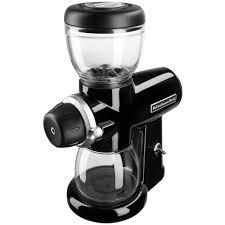 Top Rated Coffee Grinders Amazon Com Kitchenaid Kcg0702ob Burr Coffee Grinder Onyx Black