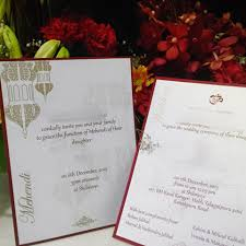 Wedding Invitation Cards Chennai Unique Wedding Cards In Kolkata With Vendors And Samples