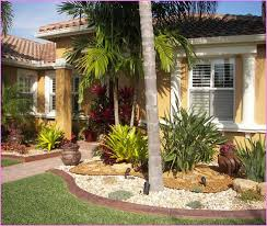 Front Yard Landscaping Ideas Florida Landscaping Ideas For Florida Front Yard Home Design Inspirations