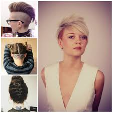 Badass Hairstyles For Girls by Bold Hairstyles Ideas 2017 Haircuts Hairstyles And Hair Colors