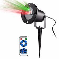 lights outdoor laser spotlight waterproof 20 pattern