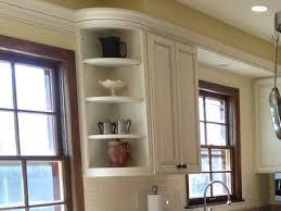 kitchen wall cabinet end shelf corner shelves on kitchen cabinets shelf unit kitchen pinterest