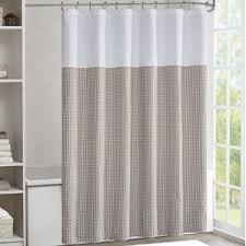shower curtains birch