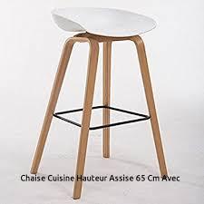 chaise cuisine hauteur assise 65 cm chaise cuisine moderne with les 25 meilleures idées de la catégorie