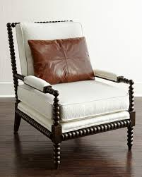 furniture elegant bobbin chair for classic armchair design ideas