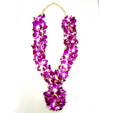 indian wedding flower garland orchid garland the flower hub
