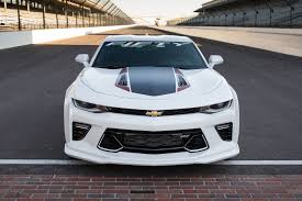 ss coupe chevy camaro 2017 chevrolet camaro ss 50th anniversary to pace indianapolis 500