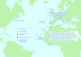 Cape Air Route Map by Why Cape Verde The Resort Group Plc The Resort Group Plc