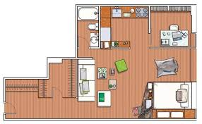 small space floor plans space dividers maximizing small spaces and improving open plan