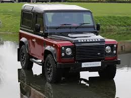 land rover defender autobiography current inventory tom hartley