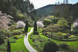 butchart gardens ocean island victoria guide