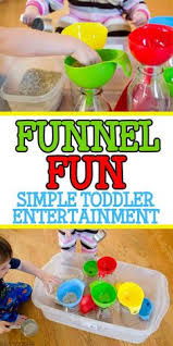 Toddler Sensory Table by Pouring Station Activity For Toddlers Activities Kid Activities