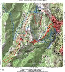 Utah Topo Maps by Park City Shadow Lake Ride