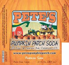 pete s pumpkin patch soda thanksgiving