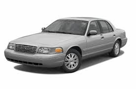 2003 ford crown victoria new car test drive