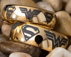 superman wedding rings jewelry rings aliexpress buy gyges superman ring stainless