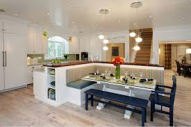l shaped bar table kitchen surprising kitchen dining room decorating ideas kitchens