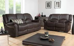 living room furniture leather sectional furniture brown living