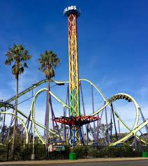 Six Flags Valejo Six Flags Discovery Kingdom Trip Report For 6 Feb 2016 The