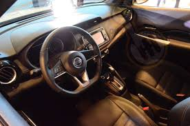 nissan kicks 2016 nissan kicks rio steering wheel special edition showcased indian