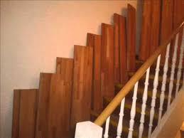 wandgestaltung treppenaufgang treppenhaus
