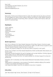exle resumes for resume of activities exle 28 images college resume template 10